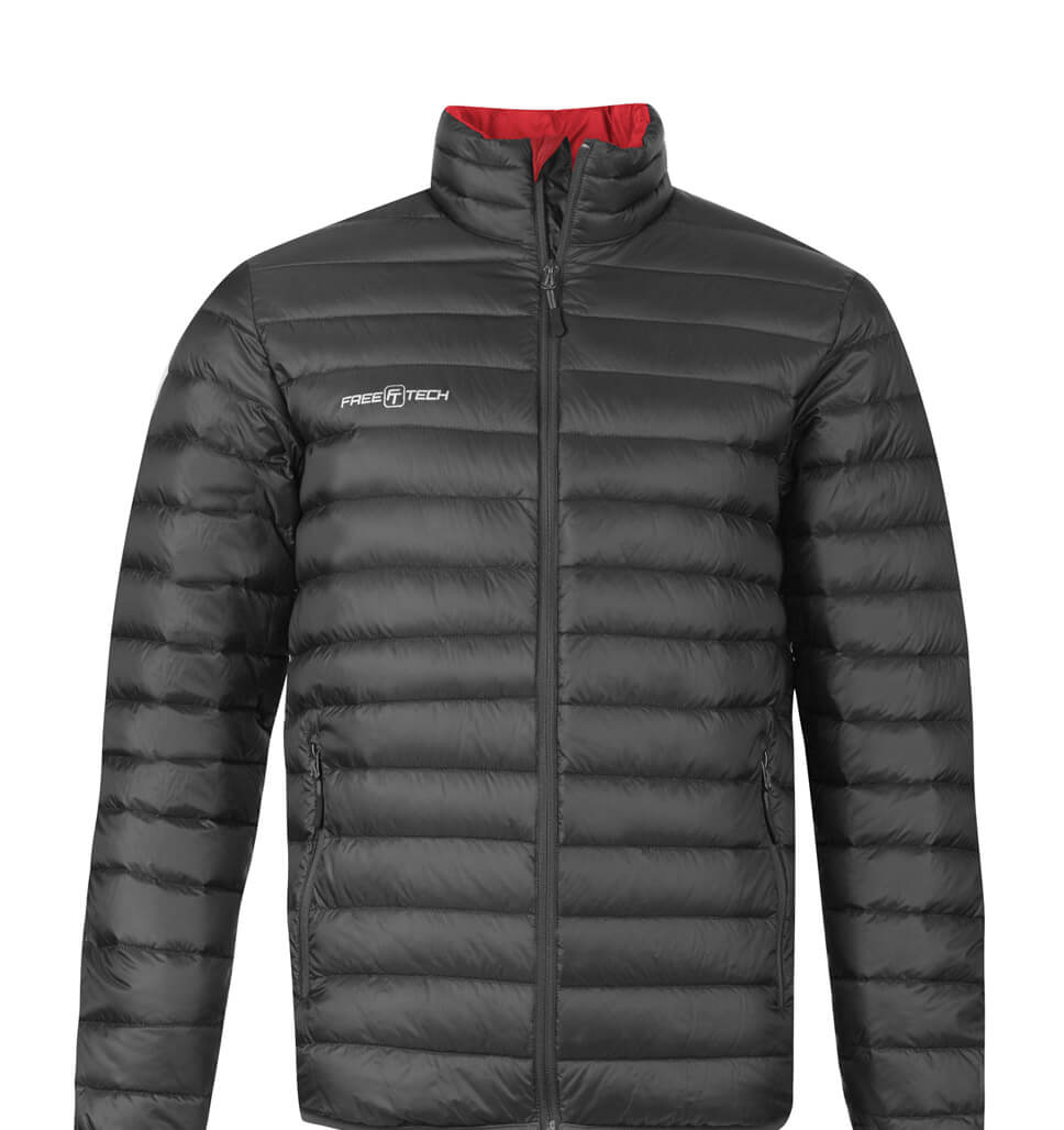 Men's Free Tech Down Puffer Jacket