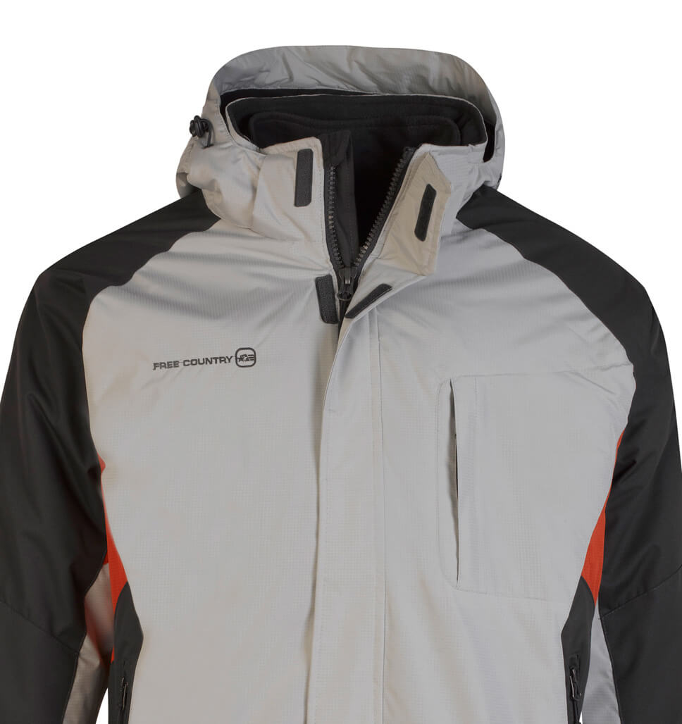Men's Marble 3-in-1 Systems Jacket