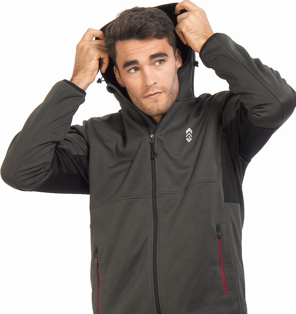 Men's Microtech Fleece Jacket