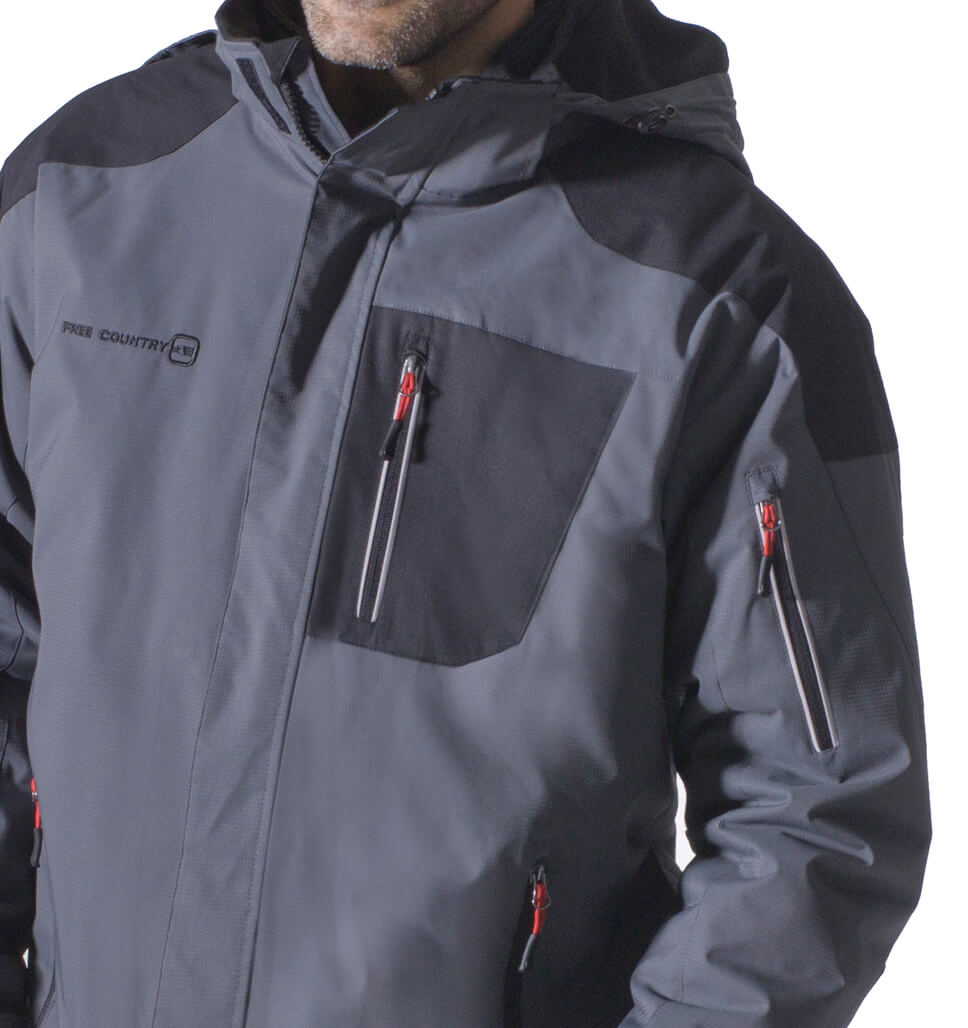 Men's Monarch 3-in-1 Systems Jacket