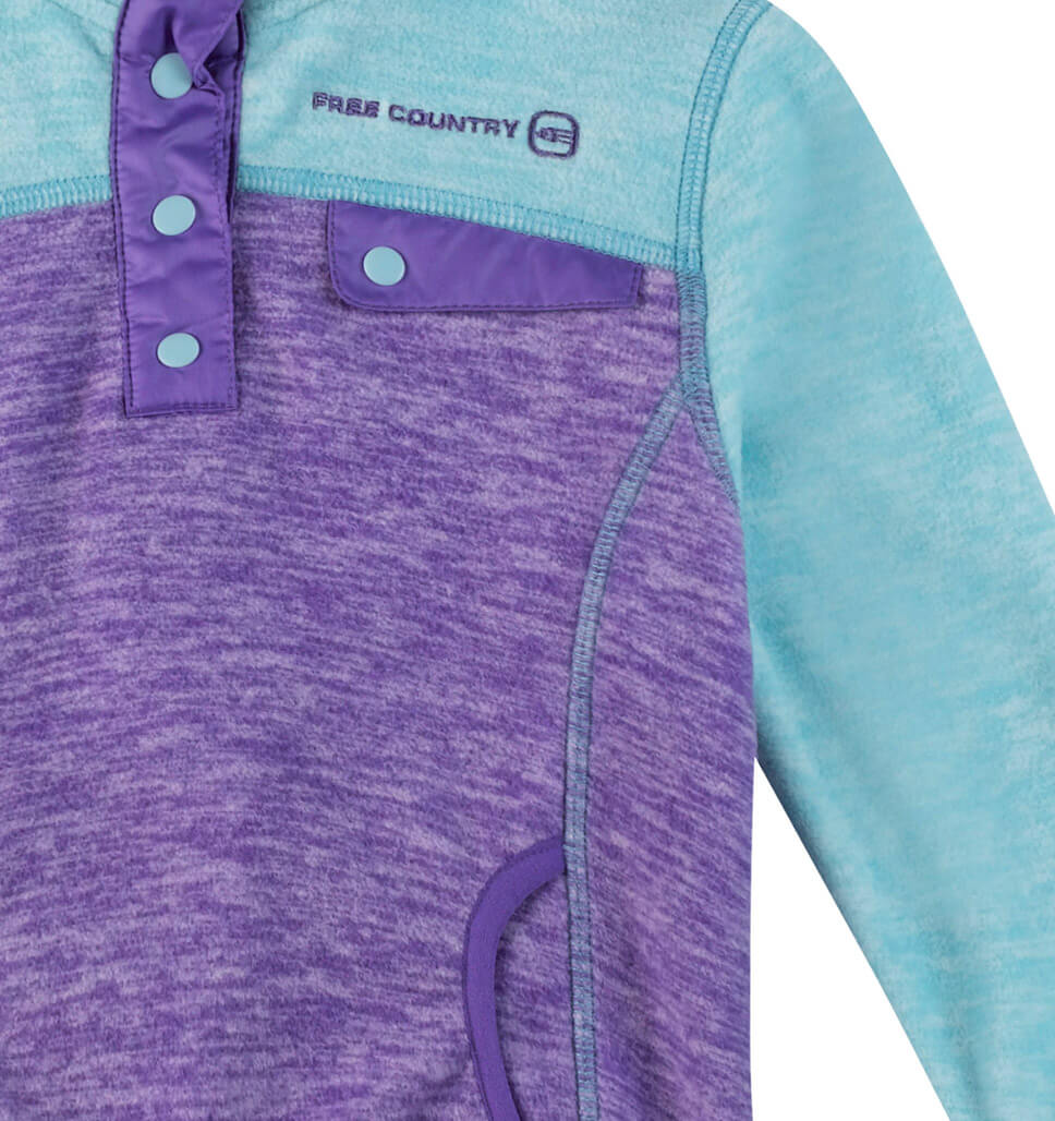 Toddler Girls' Glee Fleece Pullover