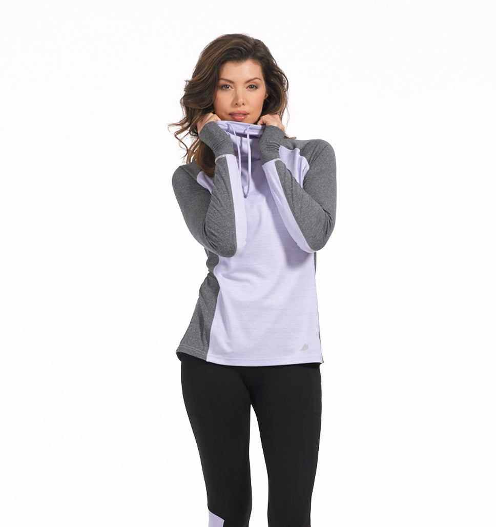 Women's B Cozy Cowl Neck Top