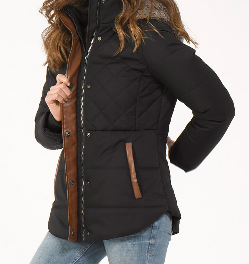 Women's Canyon Quilted Jacket