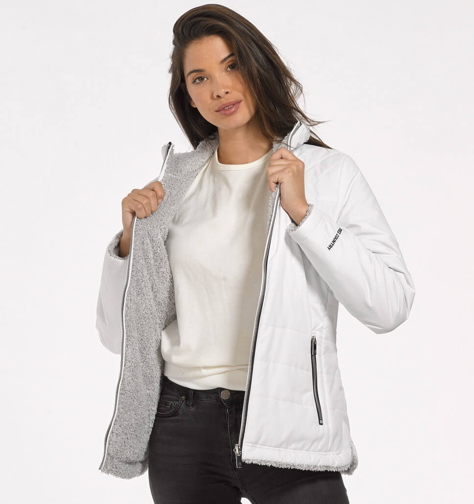 Women's Cascade Quilted Reversible Jacket