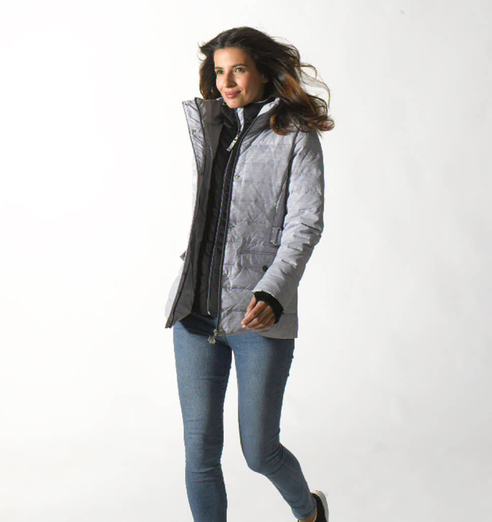 Women's Kinetic Down Jacket