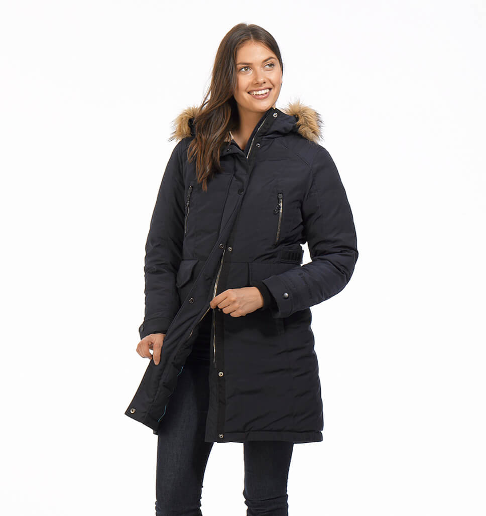 Women's Palisade Down Parka Jacket