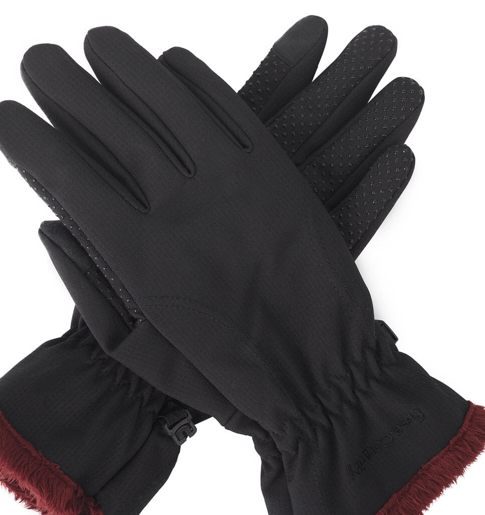 Women's Softshell Texting Glove