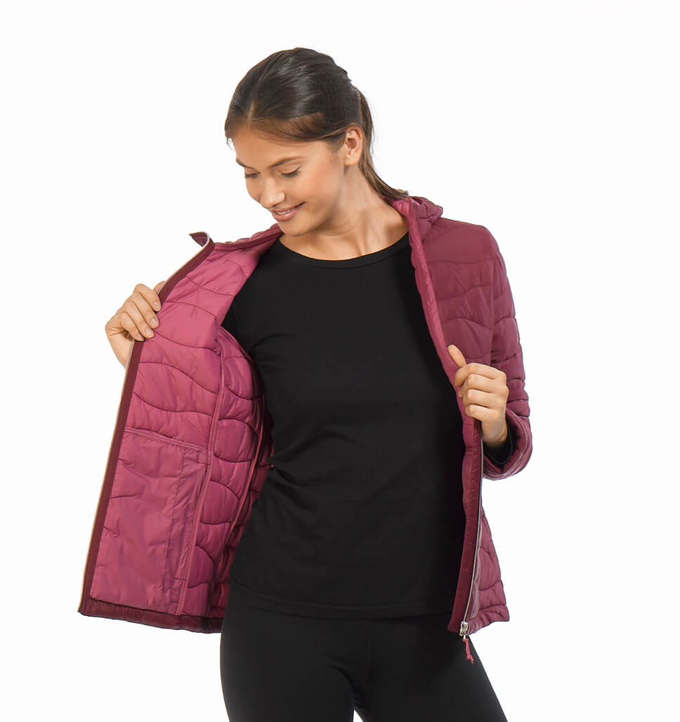Women's Villager Quilted Puffer Jacket