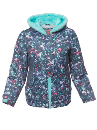 Free Country Girls' Koda Boarder Jacket - Spearmint - S