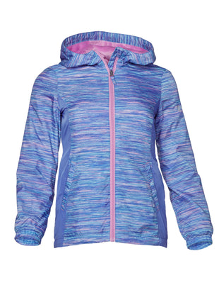 Free Country Girls' Cadence Windshear Jacket - Peri Mist - S