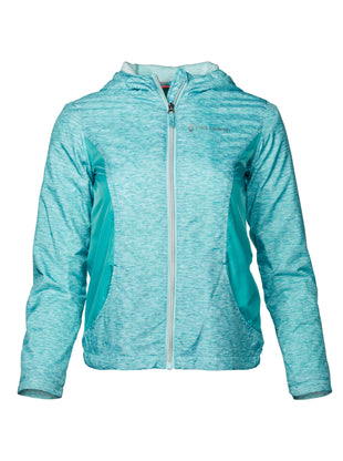 Free Country Girls' Dash Windshear Jacket - Spearmint - S