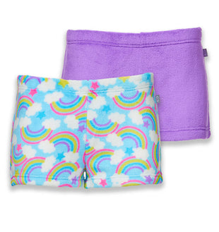 Free Country Girls' Lazy Day Shorts - 2-Pack -  -
