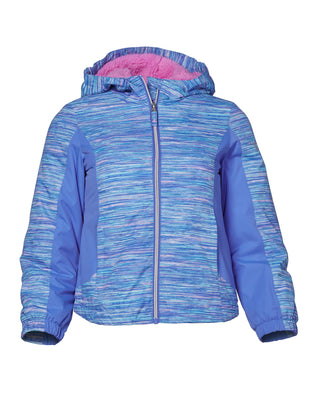 Free Country Girls' Sherpagirl Midweight Jacket - Peri Mist - 7/8