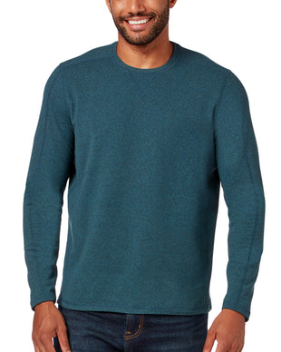 Free Country Men's All Day Crew Neck - Teal - S