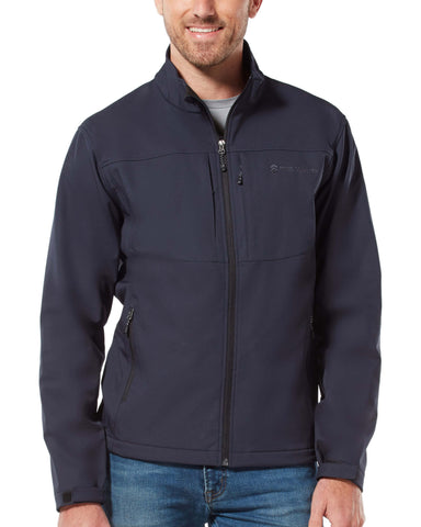 Free Country Men's Barrier Super Softshell® Jacket - Navy - S