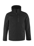 Free Country Men's Big and Tall Asteryx All Weather Jacket - Black