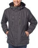 Men's Big and Tall Blizzard 3-in-1 Systems Jacket