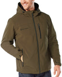 Men's Big and Tall Cross Trail Berber Lined Softshell Jacket