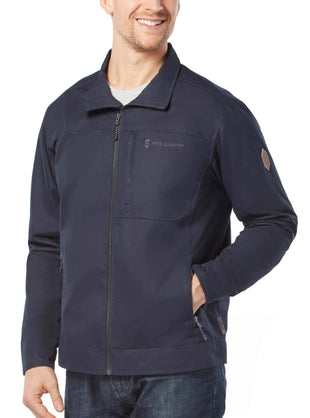 Free Country Men's Boulder Bomber Jacket - Navy - S