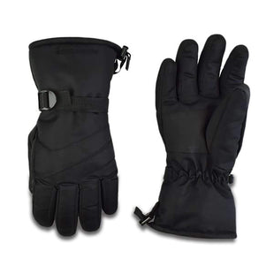 Free Country Men's Faille Board Glove - Black - M