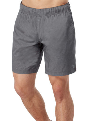 Free Country Men's Free Comfort Stretch Shorts - Charcoal - S