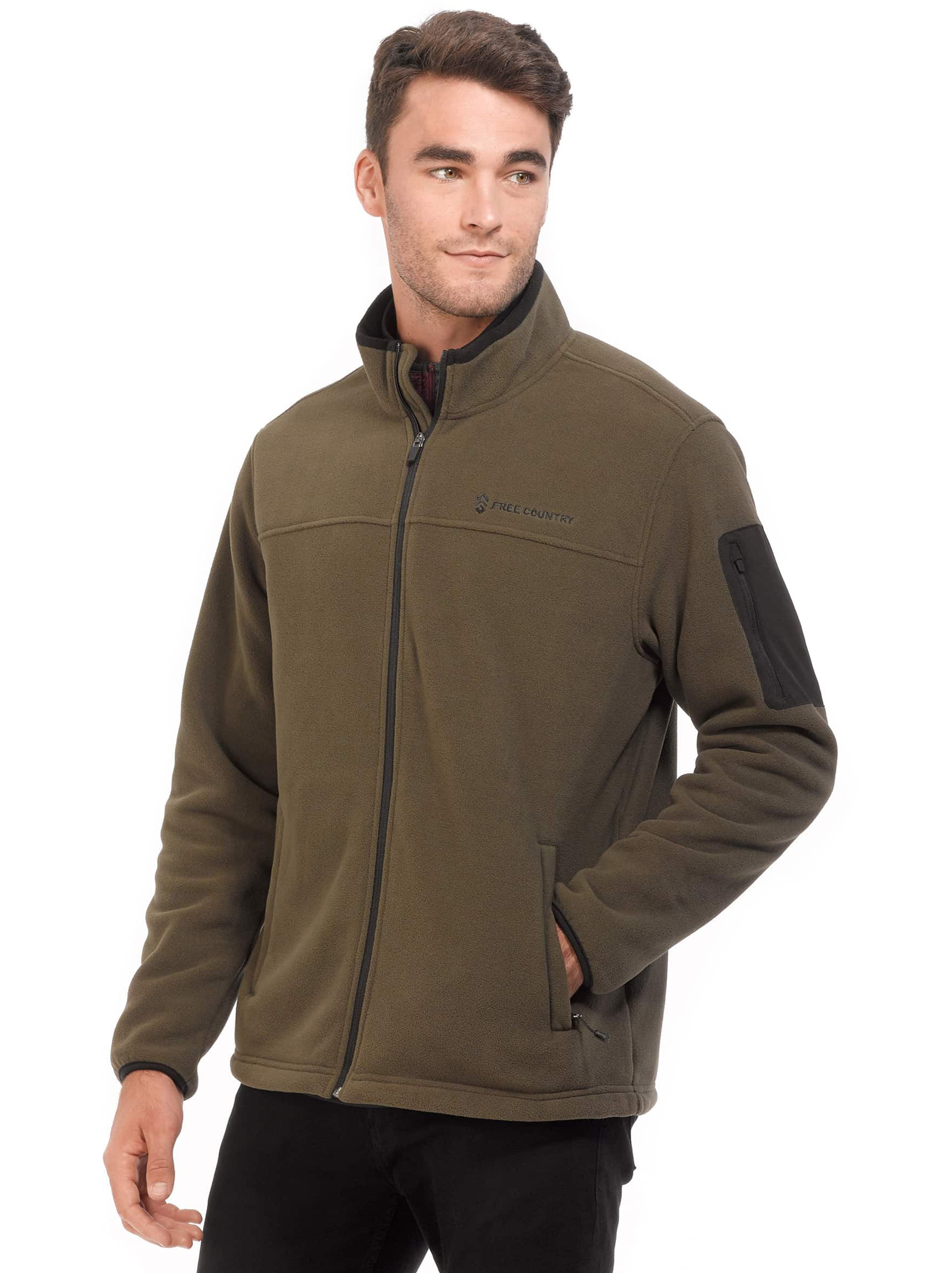 Free Country Men's Guide Performance Fleece Jacket