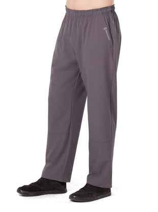 Free Country Men's Kickback Microtech Pant - Charcoal - S