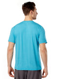 Free Country Men's Microtech Chill Cooling Crew Tee -  -