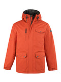Free Country Men's Rapture 3-in-1 Systems Jacket - Harris Orange - S
