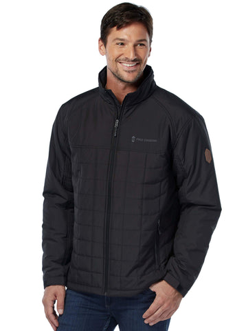 Free Country Men's Responsive Puffer Jacket - Black - S