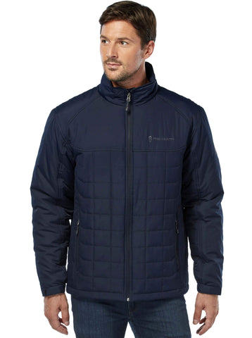 Free Country Men's Responsive Puffer Jacket - Navy