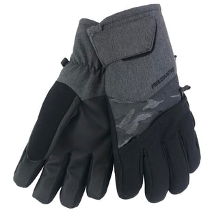 Free Country Men's Ski Glove - Black - L/XL