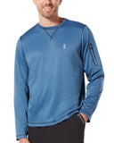 Men's Trail Running Crew Neck