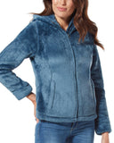 Women's Alpine Plush Pile Fleece Jacket