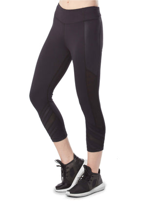 Free Country Women's B Bold Capri - Black - S
