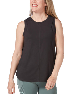 Free Country Women's Microtech Chill B Cool Tank Top - Black - S