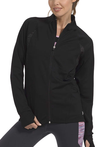 Free Country Women's B Ventilated Jacket - Black