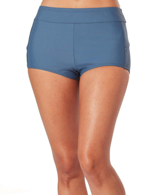 Free Country Women's Boy Short - Slate - S
