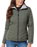 Women's Plus Size Cloud Reversible Puffer Jacket