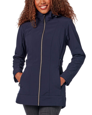 Free Country Women's Compass Super Softshell® Jacket - Navy - S