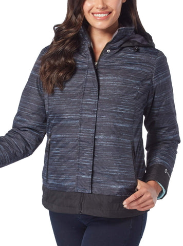 Free Country Women's Empowered 3-in-1 Systems Jacket - Black