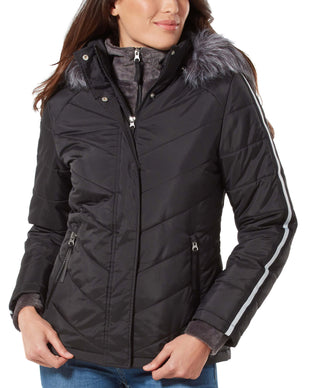 Free Country Women's Exhilarate Jacket - Black - S