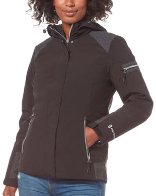 Free Country Women's Fearless 3-in-1 Systems Jacket - Black - S