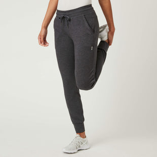 Free Country Women's Free2B Luxe+ Jogger - Charcoal - S