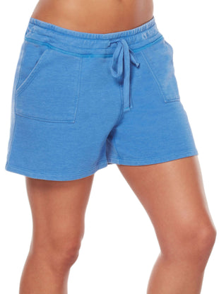 Free Country Women's Free 2 Hang Out Short - Rich Water - S