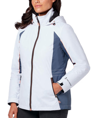 Free Country Women's Glide 3-in-1 Systems Jacket - White - S