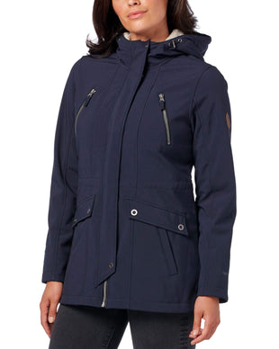Free Country Women's Inertia Super Softshell® Jacket - Navy - S