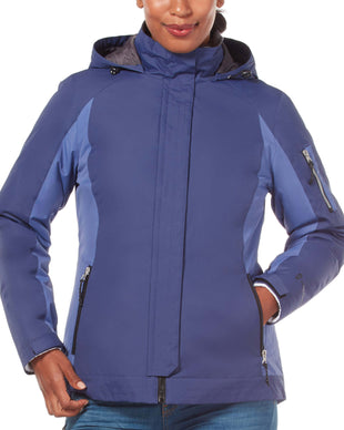 Free Country Women's Innovator 3-in-1 Systems Jacket - Cosmic Navy - S