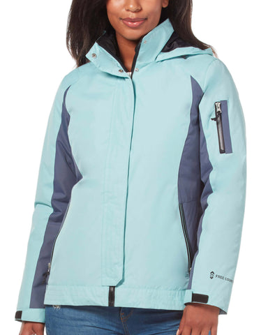 Free Country Women's Innovator 3-in-1 Systems Jacket - Sea Spray - S
