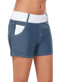 Women's Jean Swim Short